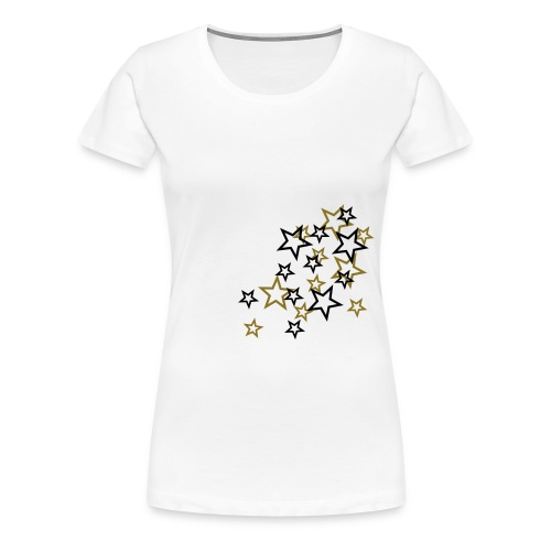starlights - T-shirt Premium Femme