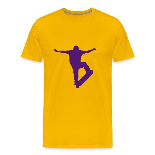 Skate - Koszulka męska Premium