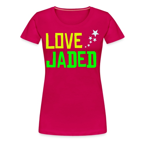 Jaded Love Girls T-Shirt - Women's Premium T-Shirt