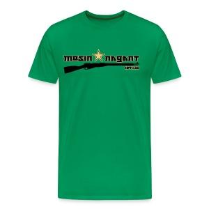 Mosin Nagant 1891/30 Flex Print - Mannen Premium T-shirt