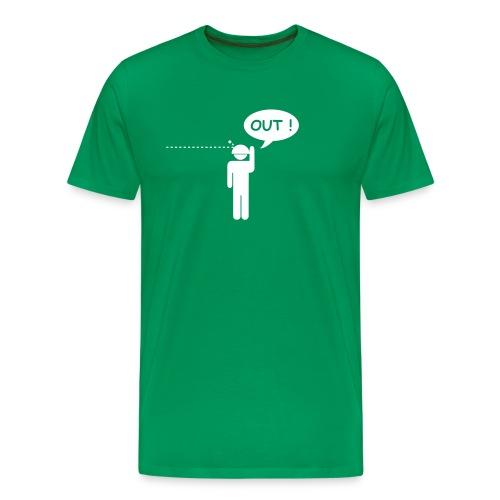 OUT! - T-shirt Premium Homme