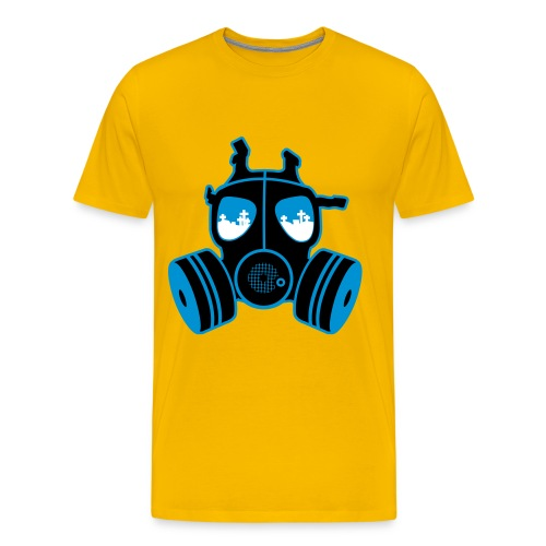 För mycket Wunder-Baum - Premium-T-shirt herr