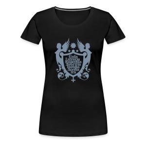 Sieben Todsünden by Romibello - Frauen Premium T-Shirt