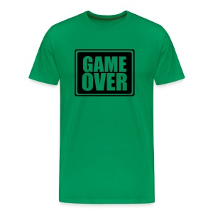 Men's T-shurt Game OVEr - Men's Premium T-Shirt
