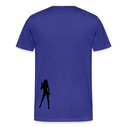 It's me bitches. - Mannen Premium T-shirt