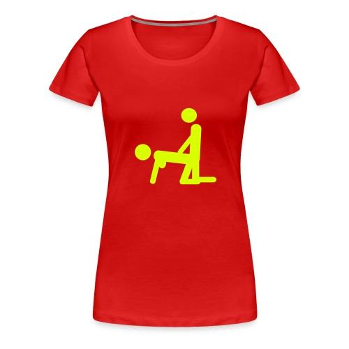 anal - T-shirt Premium Femme