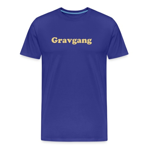 Gravgang's summercollection - Men's Premium T-Shirt