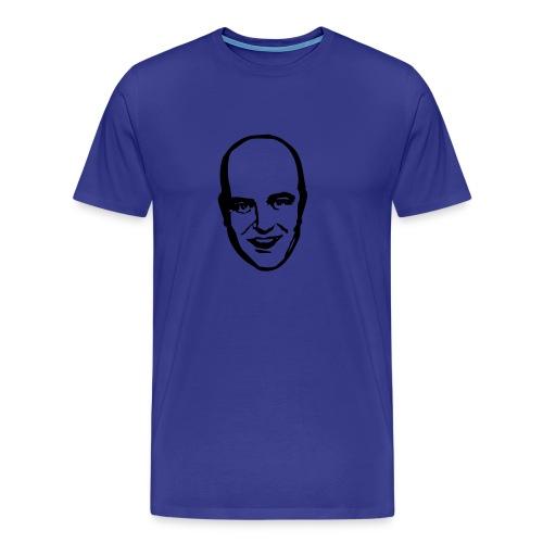 Vanlig t-shirt med Fredrik! - Premium-T-shirt herr