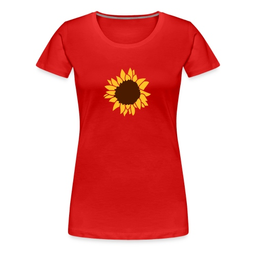 Sunflower t-shirt - Women's Premium T-Shirt