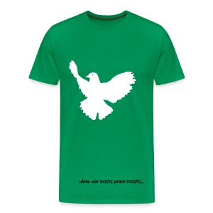 the peace - T-shirt Premium Homme