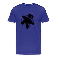 T-Shirts ~ Männer Premium T-Shirt ~ Voodoo Man