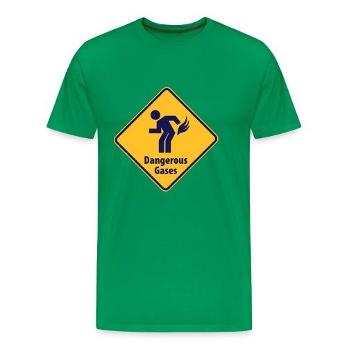 Gases - Männer Premium T-Shirt