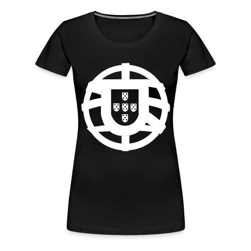 MADE IN PORTUGAL by TRX - T-shirt Premium Femme