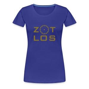 GirlieShirt - Zeitlos - Frauen Premium T-Shirt