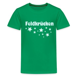 T-Shirt Kinder Sterne  - Teenager Premium T-Shirt