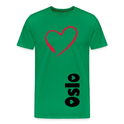 Oslo - Men's Premium T-Shirt