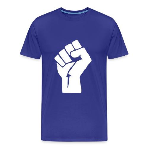 Fist Shirt - Mannen Premium T-shirt