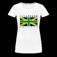 T-Shirts ~ Women's Premium T-Shirt ~ Women's White Classic T shirt