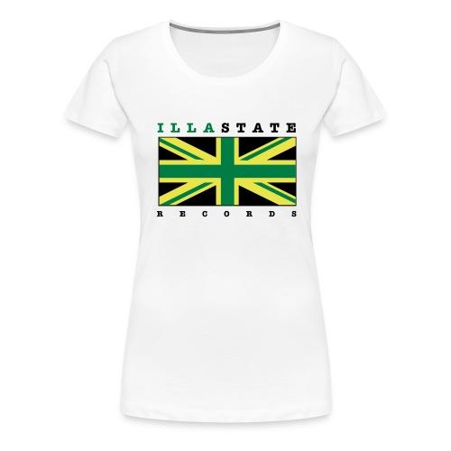 Women's White Classic T shirt - Women's Premium T-Shirt