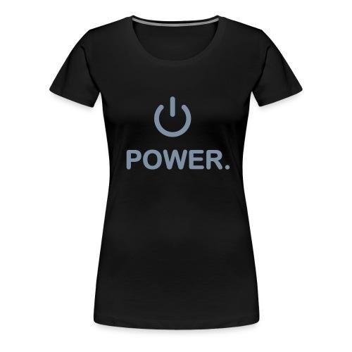 Girlie-PC-Power - Frauen Premium T-Shirt