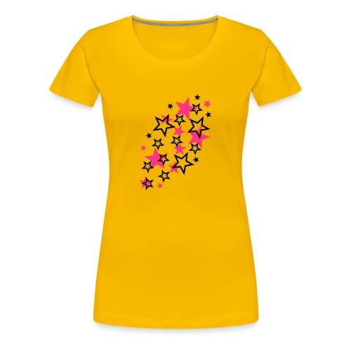 GirlStars - Vrouwen Premium T-shirt
