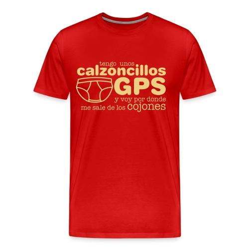 GPS - Camiseta premium hombre