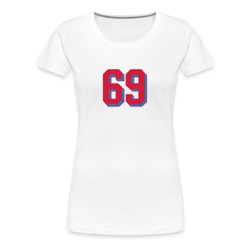 69 - Koszulka damska Premium