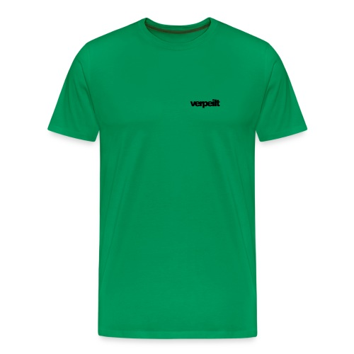 verpeilt  - Männer Premium T-Shirt