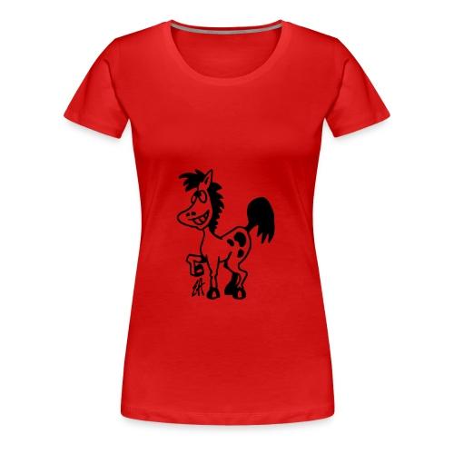 Hoof Hearted - Women's Premium T-Shirt
