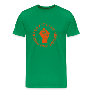 T-Shirts ~ Men's Premium T-Shirt ~ Ginger and Proud