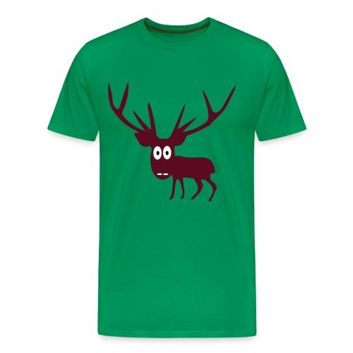 Dear skjorte - Premium T-skjorte for menn