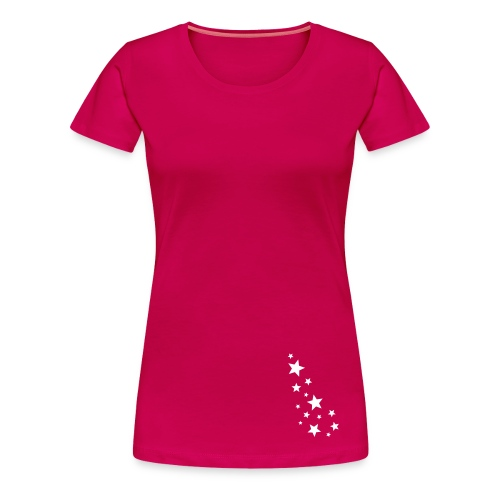Womens Star Top - Women's Premium T-Shirt