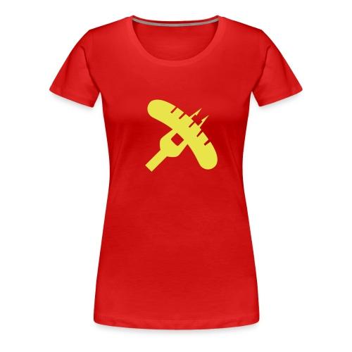 Grill-Revolution - Grillen II - Frauen Premium T-Shirt