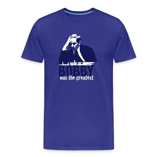 Bobby was the greatest - Mannen Premium T-shirt