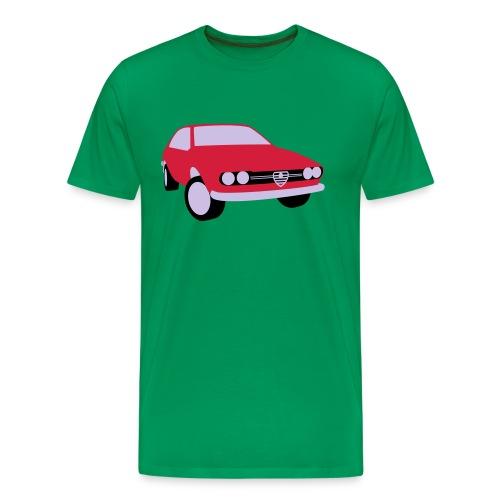 Alfa GTV T Shirt 1 - Men's Premium T-Shirt
