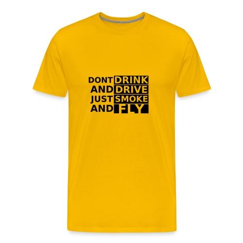 Dond drik - Men's Premium T-Shirt