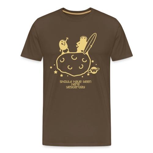 UFO Classic - Men's Premium T-Shirt