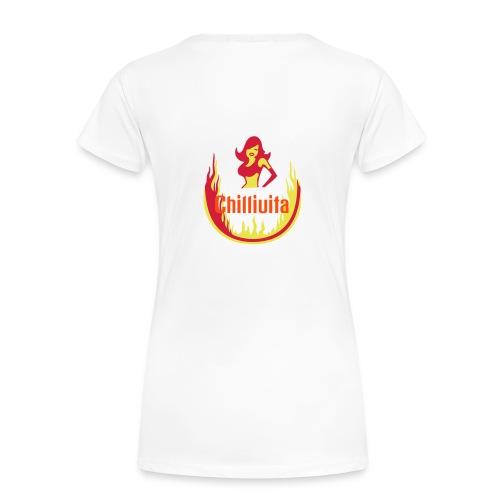 Evolución - Camiseta premium mujer