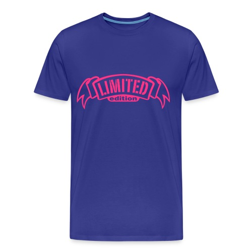 Limited Ed T - Men's Premium T-Shirt