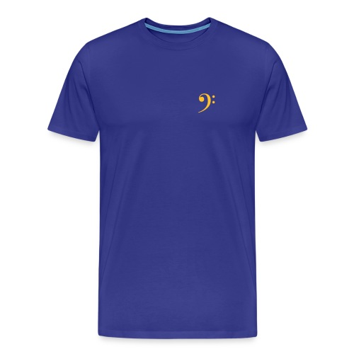 Baß Posaune - Männer Premium T-Shirt