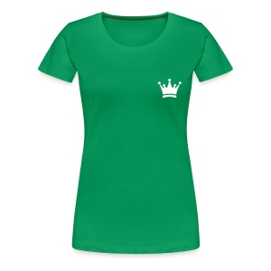 Royal Green Tee - Women's Premium T-Shirt