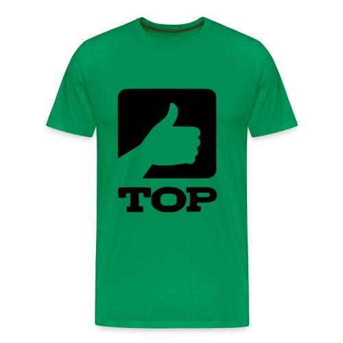 TOP-T-Shirt - Männer Premium T-Shirt