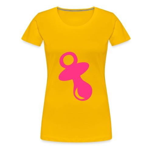 chupe - Camiseta premium mujer