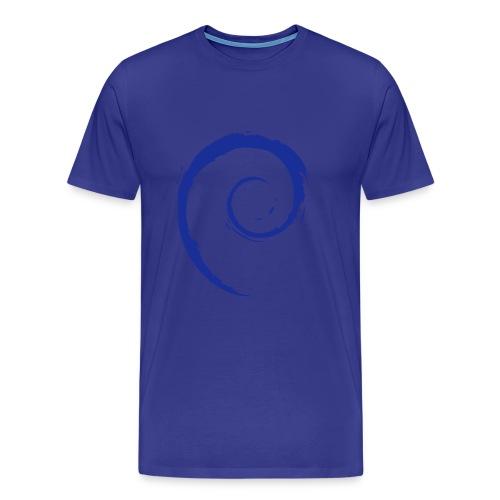 Debian - Männer Premium T-Shirt