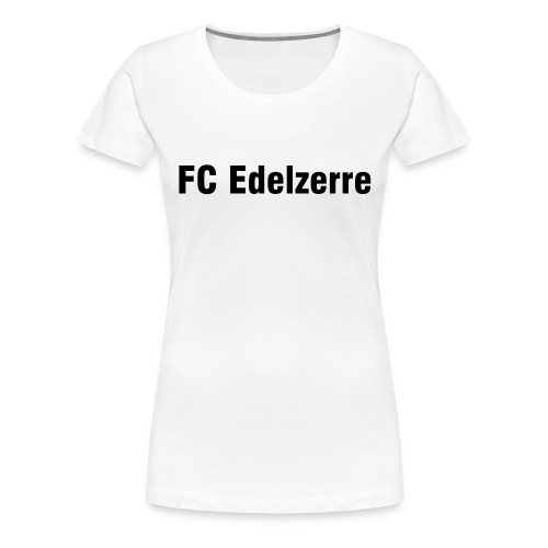 FC Fanclub Girlie 1 - Frauen Premium T-Shirt