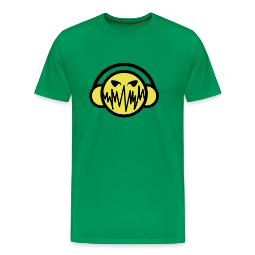Green Classic Tee - DJ Monster - Men's Premium T-Shirt