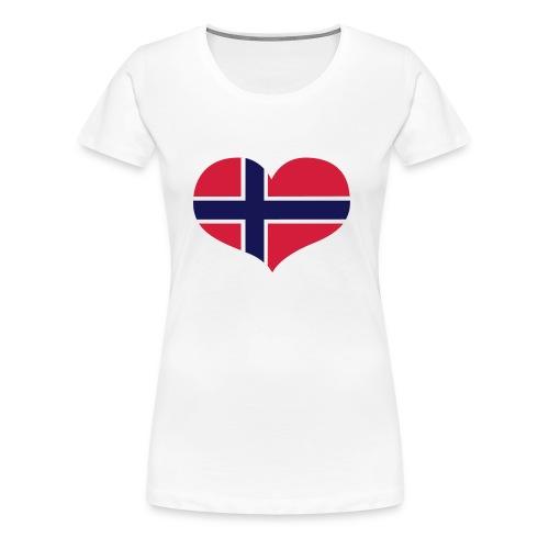 Norway - Women's Premium T-Shirt