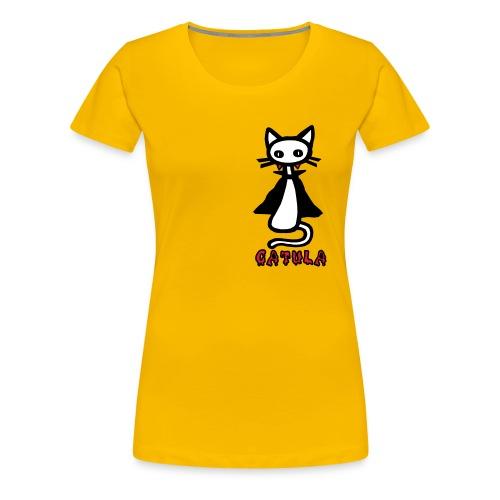 Catula - Frauen Premium T-Shirt