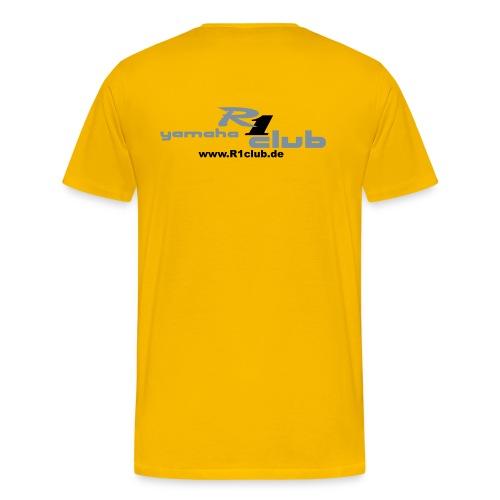 PEB Sondertshirt - Männer Premium T-Shirt
