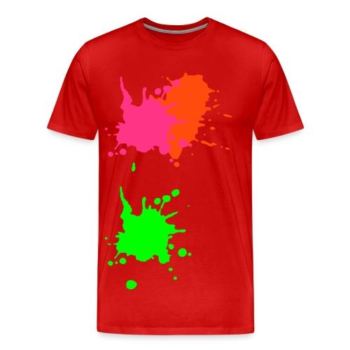 Paintball - Männer Premium T-Shirt